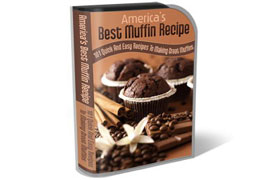 Muffin Recipe WP HTML PSD Template