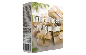 Natural Present PP Template