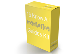 15 Know All Marketing Guides Kit