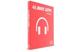 46 Music Loops Package