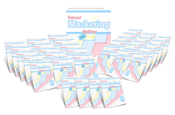 20 Internet Marketing Reports Collection