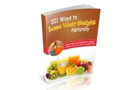 101 Ways to Lose Your Weight Naturally