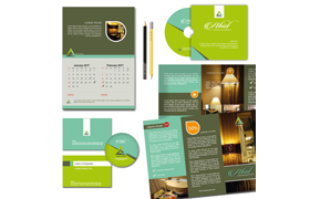 Abid Print Design Template