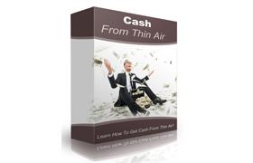 Cash From Thin Air