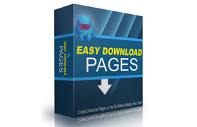 Easy Download Pages WP Plugin