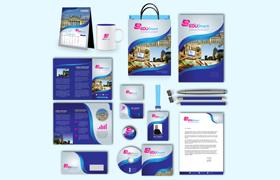 EduSmart Print Design Template