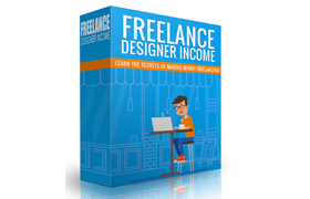 Freelance Designer Income