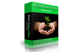 Fruit Trees Video Site Builder