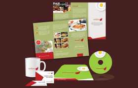 Green Chile Print Design Template