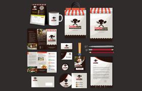 Lezato Print Design Template