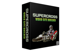 SuperCross Video Site Builder