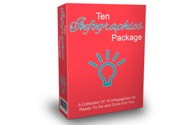 10 Infographics Package