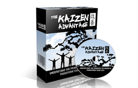The Kaizen Advantage Upgrade Package