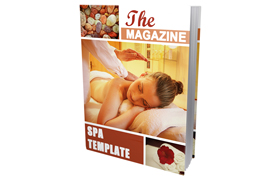 The Magazine Spa Template