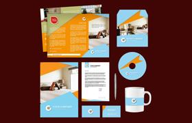 Homestay Print Design Template