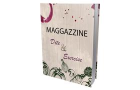 Maggazzine Diet and Exercise