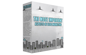 The Most Important Aspects of Blog Marketing