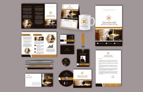 Gathering Print Design Template