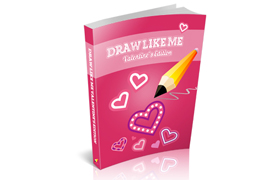 Draw Like Me How To Draw A Valentine