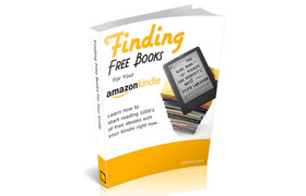 Finding Free Books For Your Kindle