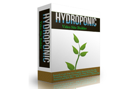 Hydroponics Video Site Builder