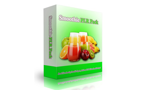 Smoothie PLR Pack