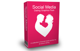 Social Media Dating Graphics Pack