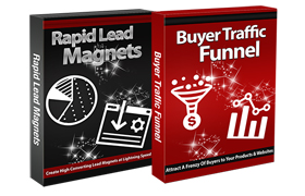 Buyers Traffic Funnel and Rapid Lead Magnets Combo