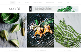 Cookd Pro Genesis Frame Work WordPress Theme