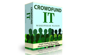 Crowdfund It WordPress Plugin