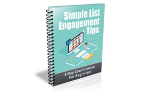 Simple List Engagement Tips