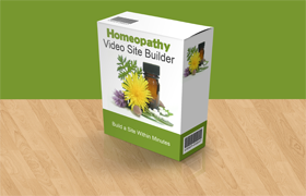 Homeopathy Video Site Builder