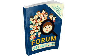 Forum List Building
