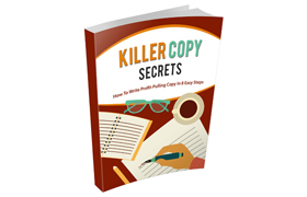 Killer Copy Secrets