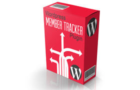 WordPress Member Tracker Plugin