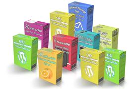 257 Premium Website Template Collection