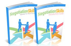 Boosting Your Negotiation Skills