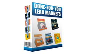 Done-For-You Lead Magnet Review Pack