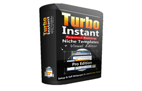 Turbo Instant Niche Template Pro Edition