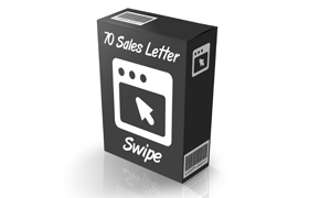 70 Sales Letter Swipes