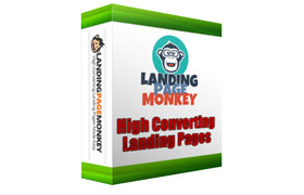 Landing Page Monkey Review Pack