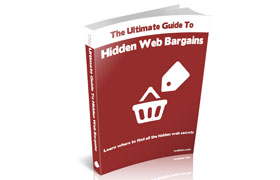 Hidden Web Bargains