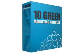 10 Green Marketing Articles