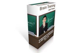 Brain Training Audio Package