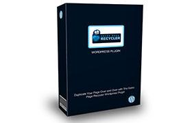 Sales Page Recycler WordPress Plugin