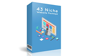 43 Niche Website Package