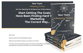 New Year Marketing Tactics