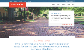 Education Pro Genesis WordPress Theme
