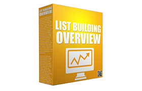 List Building Overview