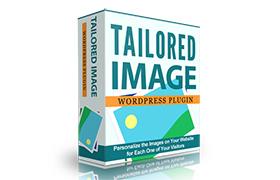 Tailored Image Wordpress Plugin